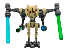 Minifig World Star Wars General Grievous