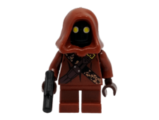 Minifig World Star Wars Jawa