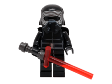 Minifigure World Star Wars Kylo ren