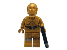 Minifig World Star Wars C3PO