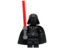 Minifig World Star Wars Darth Vader