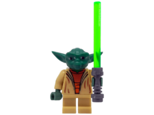 Minifig World Star Wars Yoda