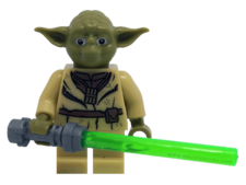 Minifig World Star Wars Yoda 2