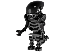 Minifig World Alien