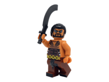 Minifig World Game of Thrones Khal Drogo