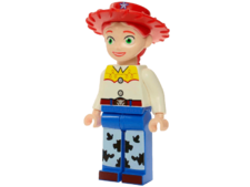 Minifig World Jessie