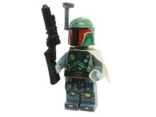 Minifig World Boba Fett