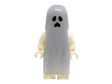 Minifig World Ghost