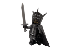 Minifig World Compatible Mouth of Sauron