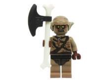 Minifig World Mordor´s Orc 3