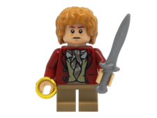 Minifig World The lord of the rings Sam