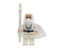 Minifig World The lord of the Rings Gandalf