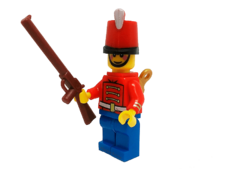 Minifig World Little soldier