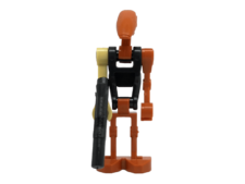 Minifig World Star Wars Battle Droid