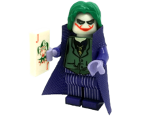 Minifig Compatible Superhero Joker 2