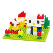 nanoblock NBH-055 Block Art Hello Kitty