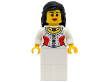 Minifigure 9349. Princess