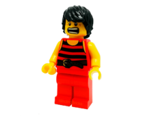 Minifigure Pirate 7