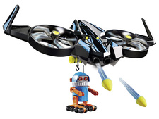 PLAYMOBIL:THE MOVIE Robotitron with Drone