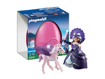 Queen Moonbeam with Baby Pegasus Gift Egg