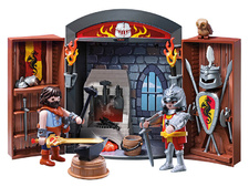 Knights' Armory Play Box