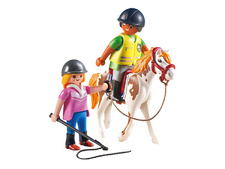 Riding instructor