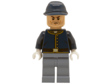 Minifigure 79106 Long Ranger. Cavalry Soldier
