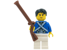 Minifigure 40158 Soldier 6