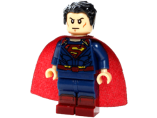 Minifig World Superhero Superman3