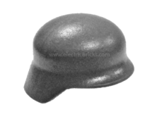 Gris Oscuro. Casco Stahlhelm BrickArms