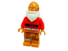 Minifigure Star Wars Santa C3PO
