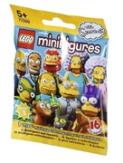 Minifigura sorpresa: LEGO The Simpsons serie 2